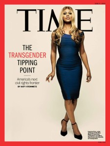 Activist and Actress, Laverne Cox
