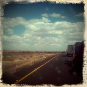 We'll see where the road leads us...