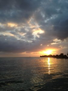 Hedonism Sunset