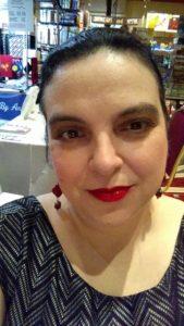 Author Daphne Williams