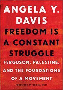 Angela Davis Book Cover